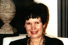 Andrea Brander, killed by Stephen Anderson at Raurimu in February 1997 Photo supplied to the New Zealand Herald