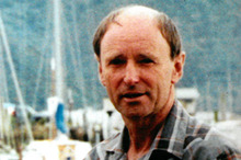 File photo of Neville Anderson , killed by his son Stephen Anderson at Raurimu in February 1997 Photo supplied to the New Zealand Herald