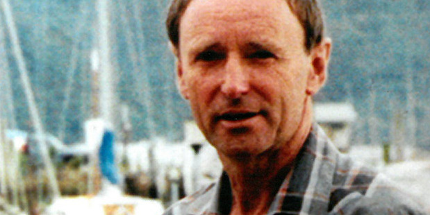 Neville Anderson was the first person to be shot dead by his son Stephen at Raurimu in 1997. Photograph supplied.