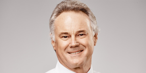 Fisher & Paykel Healthcare chief executive Lewis Gradon. Photo / Supplied