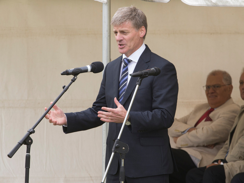 Prime Minister Bill English won't reveal general election date ... yet