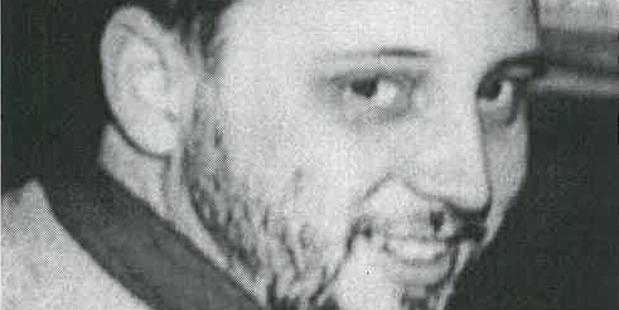 Raurimu massacre victim John Matthews Photo supplied to the New Zealand Herald