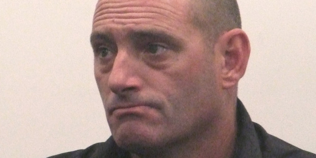 Craig Lisle Wadsworth, 42, appeared on a charge of wounding with reckless disregard. Photo / Otago Daily Times