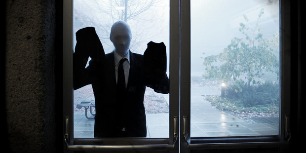Loading A scene from the HBO documentary series, Beware The Slenderman. Photo / HBO