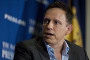 New Zealand citizen Peter Thiel. Picture / Getty Images