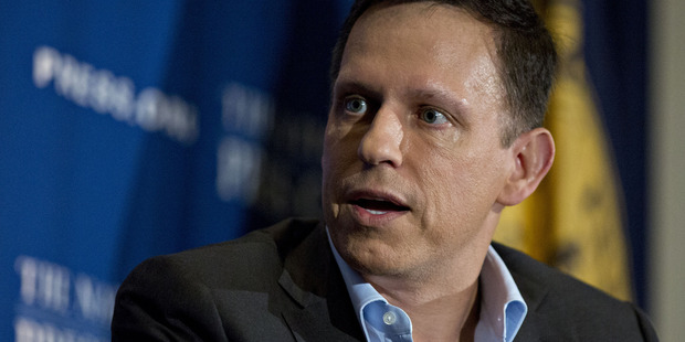 'Exceptional circumstances' behind Peter Thiel citizenship