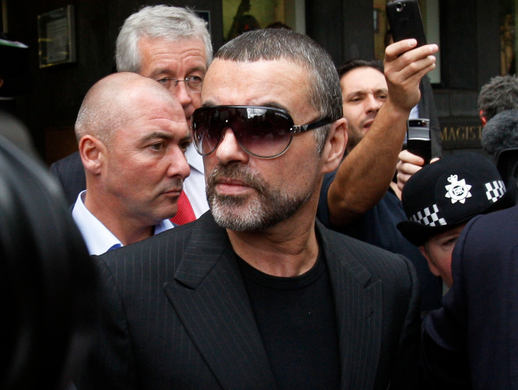 George Michael 'was hooked on sex drug' claims former lover Paul Stag