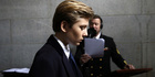 Throughout his father's campaign, Barron Trump has increasingly become the subject of abuse he doesn't deserve. Photo / AP