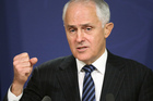 Prime Minister Malcolm Turnbull has flagged the potential for China join the trade pact. Photo / AP