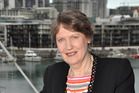 Helen Clark on a New Zealand visit in 2015. PHOTO/supplied