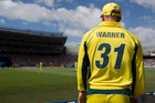 Australia, who have won 10 of their last 11 ODIs, will be weakened by Warner's absence. But that's not to say they'll be weak. Photo / Nick Reed