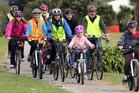Members of the Whanganui Bicycle Users' Group. Photo: file.