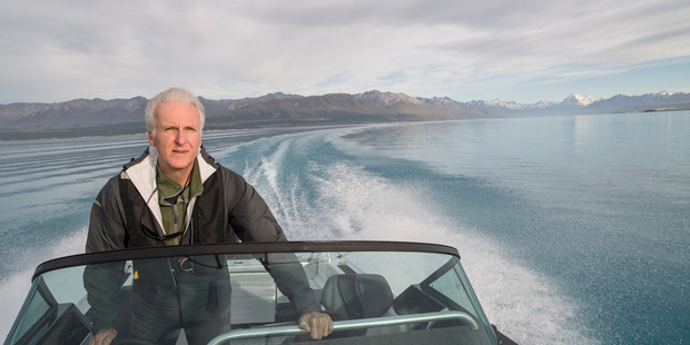 Movie director, James Cameron, among other celebrities that have either moved to New Zealand or bought land. Photo / Supplied