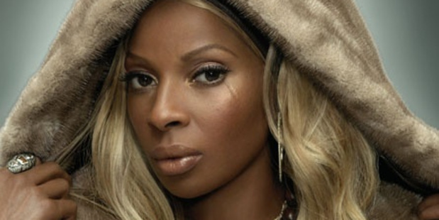 """Loading Mary J Blige has branded Trump as """"racist"""" following his inauguration. Photo / Supplied"""