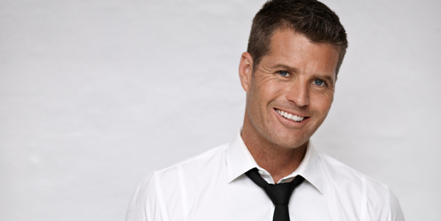 My Kitchen Rules judge Pete Evans. Photo / Supplied