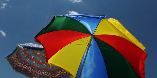 Great summer weather is on the way at last. Photo / Doug Sherring /