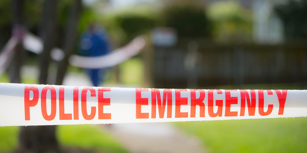 Otaika Valley Rd, Whangarei, is closed after a crash involving a truck this morning.