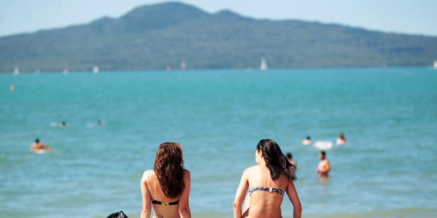 This year's Auckland Anniversary weekend is forecast to be mainly fine. Photo / Doug Sherring