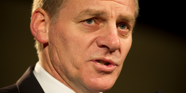 Bill English will be going to Ratana as Prime Minister for the first time. Picture / Greg Bowker