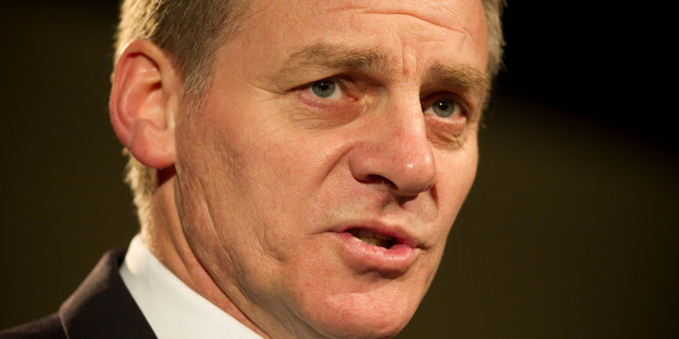 Loading Prime Minister Bill English says the chances of NZ receiving an equatable FTA with the US are low. Photo / Greg Bowker