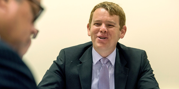 Labour Party education spokesman Chris Hipkins says National has failed to ensure an adequate supply of teachers. Photo / Marty Melville