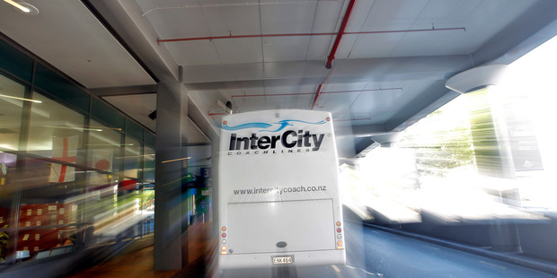 A proposal to shift the intercity bus terminal at SkyCity to Manukau has been greeted with outrage from bus passengers and Chamber of Commerce boss Michael Barnett. Photo / File