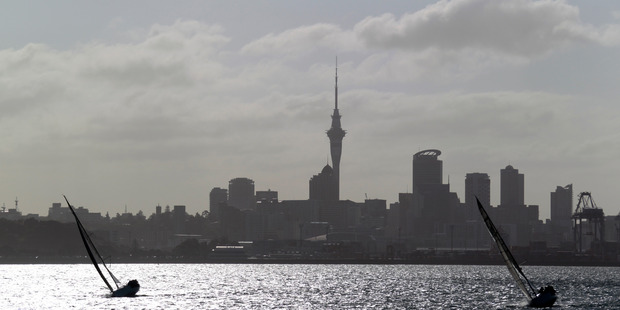 Cleaning up the Harbour may increase your water bill. Photo / Richard Robinson