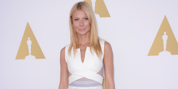 Gwyneth Paltrow uses copper pillows, heated socks and a 12-hour fasting window to help her sleep. Photo / AP