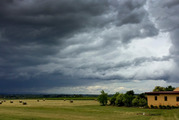 Hawke's Bay could be in for some thunderstorms today, while the rest of the country should have clear skies by this afternoon. Photo / Warren Buckland