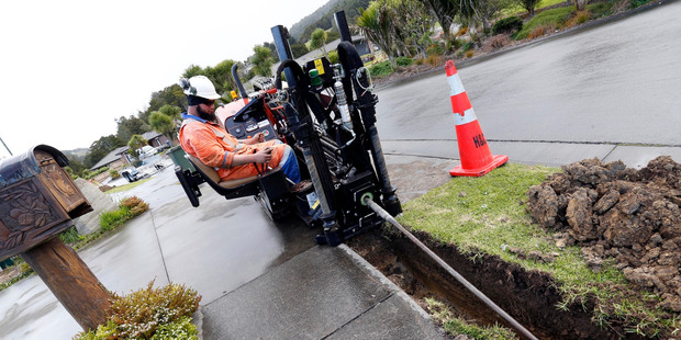 Work will begin on the UFB2 rollout in 20 locations across Northland over the next six years, similar to that completed by Northpower under Whangarei's successful UFB1 project.