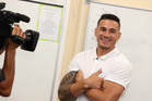Luxury car company BMW is reviewing its ambassador deal with Sonny Bill Williams. Photo / Michael Cunningham