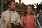 Emma Stone and Ryan Gosling star in La La Land. Photo / Supplied
