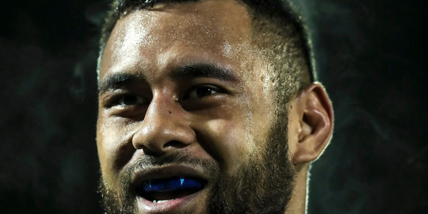 "Patrick Tuipulotu left November's All Blacks tour early for ""personal reasons"" and is now missing from the Blues. Photo / Getty"