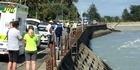 Watch: Raw: Body found along Nelson waterfront