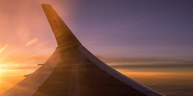 An Air NZ 767-300. Photo / Daniel Chodusov