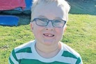 MISSED: James Crous was killed in an accident in a car driven by his mother. PHOTO SUPPLIED