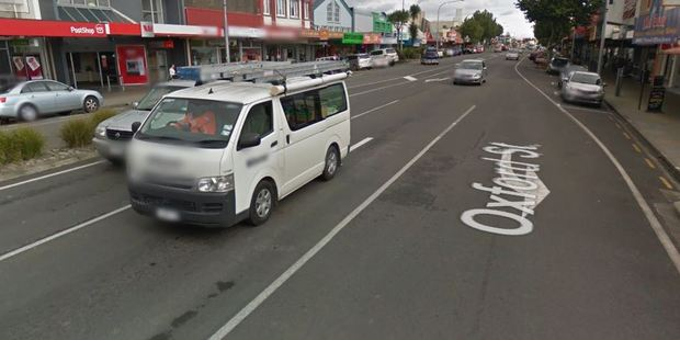 """The NZTA says an """"incident"""" has closed SH1 through Levin. Photo / Google"""