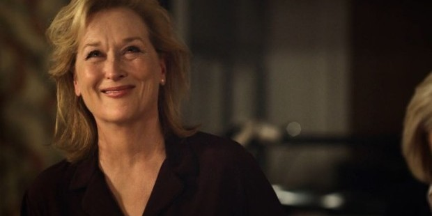 Loading A screenshot from the music video where Meryl took the GIF. Photo/YouTube