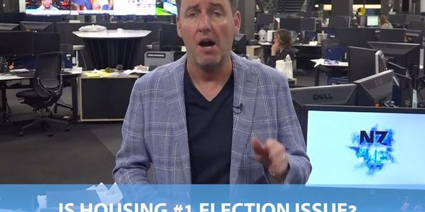 Mike's Minute Is housing 1 election issue