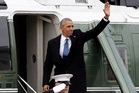 Former President Barack Obama. Photo / AP