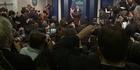 Watch: Watch NZH Focus: Sean Spicer just won't shut up