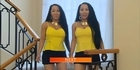 Watch: Watch: DeCinque twins who spent $250,000 on plastic surgery to ensure they were 'identical' reveal they 'regret it all'
