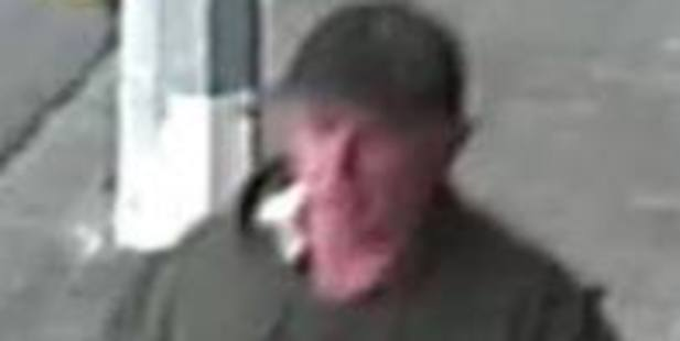 Loading Hamilton police are seeking this man in relation to the burglary of Bell Nauhauser Matthews Optometrists in the city on Saturday night. Photo / Police