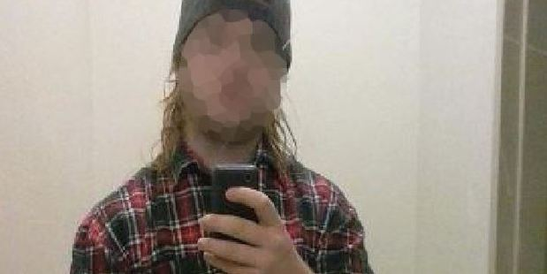 One of the escapees from the Malmsbury Youth Justice Centre. Photo / Supplied