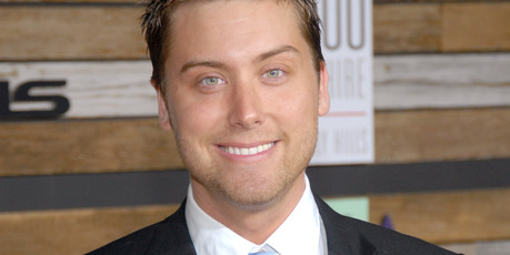 Lance Bass of N'SYNC. Photo / Getty