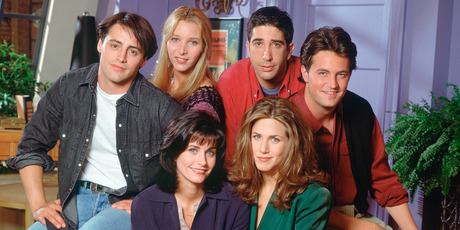 Friends cast, Courteney Cox Arquette , Matt LeBlanc, Lisa Kudrow, David Schwimmer, Matthew Perry. Photo / Getty