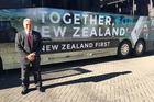 NZ First leader Winston Peters. Photo/File