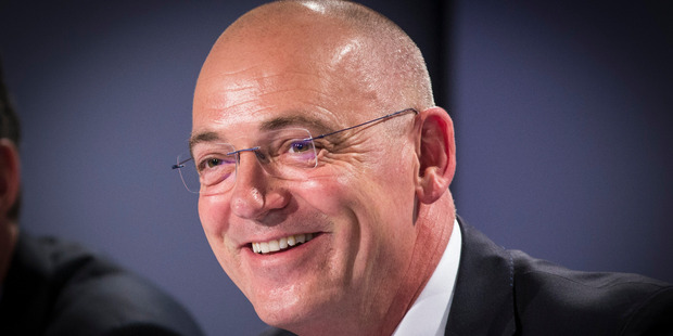 Fonterra CEO Theo Spierings. Photo/File