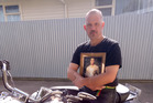 Haira Abbott has started a grief support group for men in Flaxmere after the death of his son in 2013. Photo / Supplied