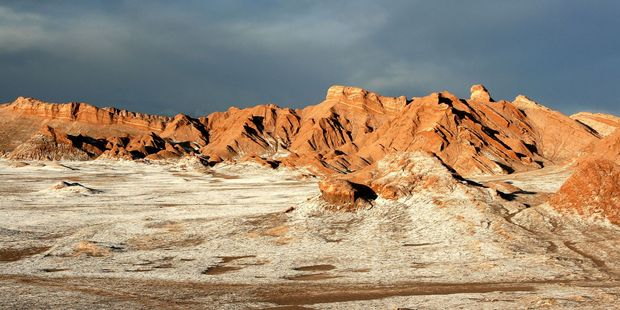 South America's Atacama Desert is one of the harshest environments in the world.
